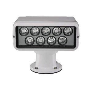ACR RCL-100 12 to 24 VDC 220000 cd LED Searchlight with Wi-Fi Remote, White|1953