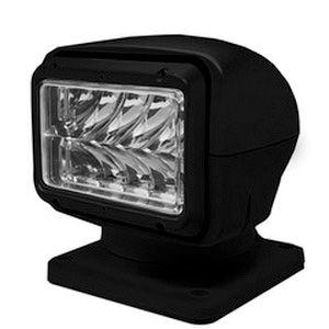ACR RCL-95 10 x 50 W 12 or 24 VDC 460000 cd Remote Controlled LED Searchlight, Black 1959