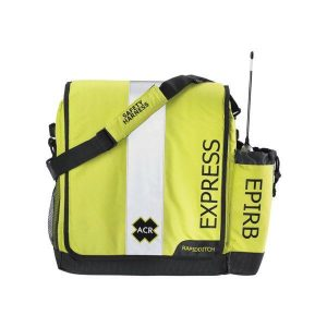 ACR RapidDitch 600 Denier Polyester Express Bag, ACR-Treuse (High Visibility Yellow) 2279