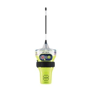 ACR GlobalFix V4 RLB-41 Category II Class 2 Manual Emergency Position Indicating Radio Beacon (EPIRB), 33 ft at 5 min|2831