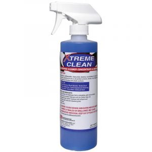 CORROSION TECHNOLOGIES Xtreme Clean 16 fl-oz Aerosol with Trigger Spray General Purpose Cleaner/Degreaser, Blue|24103