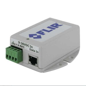 FLIR 12 V Power Over Ethernet Injector for M Series Camera Systems|4113746