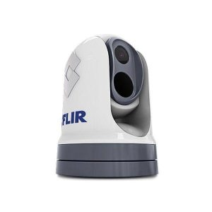 FLIR M364C 640 x 512 VOx Microbolometer and 1/2.8 in Exmor R CMOS (Daylight) Premium Multispectral Marine Thermal Camera with Active Gyro Stabilization|E70518