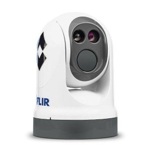 FLIR M400 640 x 480 VOx Microbolometer Stabilized Thermal/Visible Vision Camera with Joystick Control Unit|432-0012-08-00