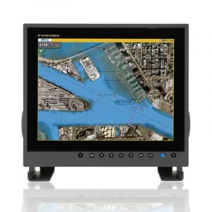 FURUNO 15 in Color LCD IP56/IP22 Sunlight Viewable Picture-in-Picture Super Bright Marine LCD Monitor|MU150HD