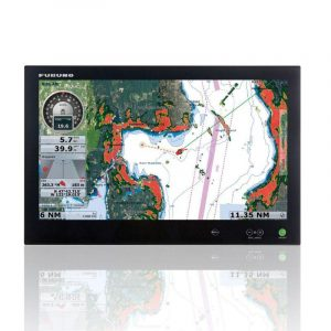 FURUNO 24 in 1920 x 1080 pixel Multi-Touch LCD IP56/IP22 Multi-Touch Monitor for NavNet Tztouch|MU245T