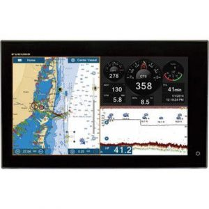 FURUNO 15 in FWXGA Color TFT Multi-Touch LCD NavNet TZtouch2 Chartplotter/Fish Finder|TZTL15F