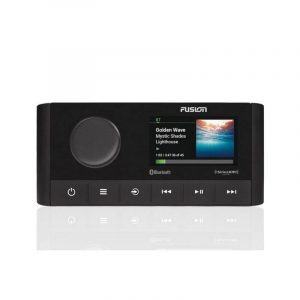 FUSION MS-RA210 Marine Entertainment System with Bluetooth and DSP, AM/FM/Bluetooth/USB Audio/iPhone/iPod/AUX/MTP/SiriusXM-Ready (USA only, Requires Optional SiriusXM Connect Vehicle Tuner)|010-02250-