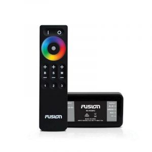 FUSION MS-RGBRC RGB Lighting Control Module with Wireless Remote Control for Fusion RGB Speakers|010-12850-00
