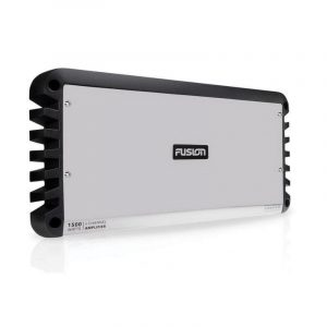 FUSION Signature Series 1500 W 6-Channel Class-D High Performance Marine Amplifier|010-02161-00