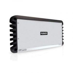 FUSION Signature Series 2000 W 8-Channel Class-D High Performance Marine Amplifier|010-02162-00