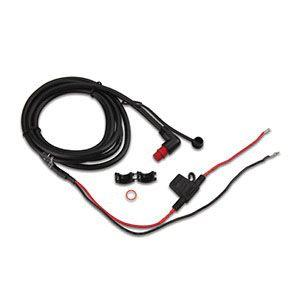GARMIN Power Cable for 8000 Series GPS/Chartplotters, 2 ft|010-11425-04