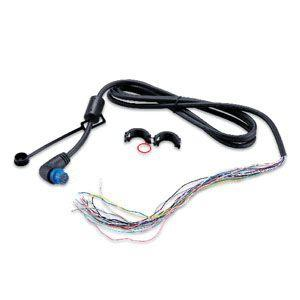 GARMIN Right Angle Threaded NMEA 0183 Cable for 6000, 7000 GPS/Chartplotters, 6 ft|010-11425-05