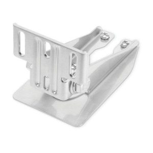 GARMIN Heavy-Duty Transom Mount with Spray Shield for 4/8/12-Pin Transducers|010-12006-11