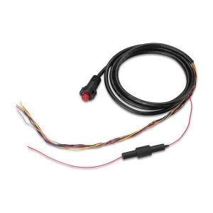 GARMIN 8-Pin Power Cable for GPSMAP 7×2/9×2/10×2/12×2 Series Navigators, 6 ft|010-12550-00