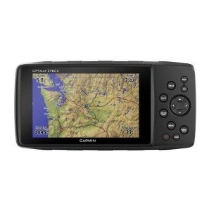 GARMIN GPSMAP 276Cx 5 in 800 x 480 pixel Bright Sunlight Readable WVGA Display IPX7 All-Terrain GPS Navigator|010-01607-00