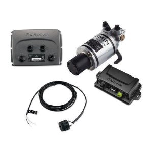 GARMIN Compact Reactor 40 10 to 20 V Hydraulic Autopilot Starter Pack|010-00705-06