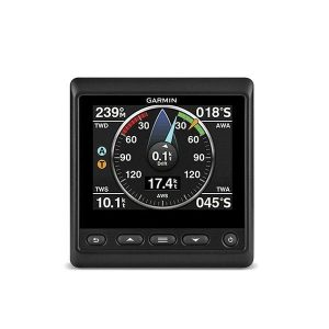 GARMIN GMI 20 4 in 320 x 240 pixel Color QVGA Display IPX7 Flat or Flush Mount Marine Instrument|010-01140-00