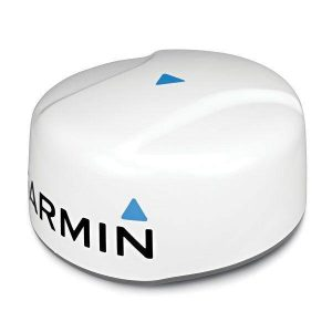 GARMIN GMR 18 HD+ 11 to 35 VDC 4 kW 36 nm to 20 m 24 rpm 5.2 deg Horizontal and 25 deg Vertical Beam Compact Streamlined 18 in Radome Antenna Radar|010-01719-00