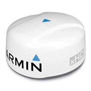 GARMIN GMR 18 xHD 11 to 35 VDC 4 kW 48 nm to 20 m 24/48 rpm 5.2 deg Horizontal and 25 deg Vertical Beam High-Definition 18 in Radome Antenna Radar|010-00959-00