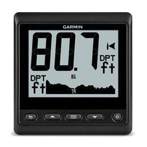 GARMIN GNX 20 4 in Standard Monochrome LCD Display IPX7 Flat or Flush Mount Marine Instrument|010-01142-00