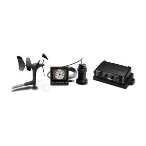 GARMIN GMI 9 to 16 V 4 in Color Glass-Bonded Lens (Anti-Glare Finish) Display IPX6 Wired Start Pack 52|010-01248-10