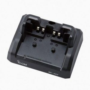ICOM Compact Desktop Charger for BP-290 Battery|BC-227