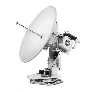 INTELLIAN v80G Marine Communication VSAT Antenna System, 47-1/2 in H x 44.6 in Dia, 32.7 in Reflector|V2-81-CJW – SHIPPING CHARGES APPLY