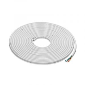 JL AUDIO (2) 16 AWG OFC Copper Speaker Leads, (4) 20 AWG OFC Copper Illumination Leads Oxygen Free Copper Multifunction Cable, White, 25 ft|90955