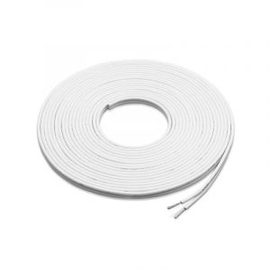 JL AUDIO 16 AWG Tinned Oxygen Free Copper Premium Marine Parallel Conductor Speaker Cable, White, 25 ft|91691