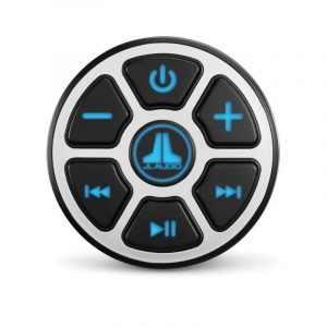 JL AUDIO MBT-CRXv2 Weatherproof Bluetooth Controller/Receiver for Marine and Powersports Applications|91369