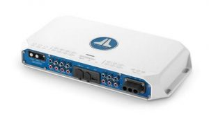 JL AUDIO 1000 W 5 Channel Class D Marine System Amplifier with Integrated DSP|98651