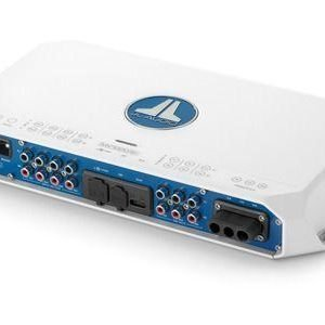 JL AUDIO 1000 W 5 Channel Class D Marine System Amplifier with Integrated DSP 98651