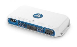 JL AUDIO 600 W 6 Channel Class D Full-Range Marine Amplifier with Integrated DSP|98648