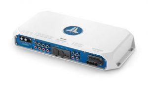 JL AUDIO 800 W 8 Channel Class D Full-Range Marine Amplifier with Integrated DSP|98649