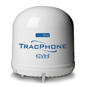 KVH Compact Dome with 32 ft Antenna Cable|01-0398 – SHIPPING CHARGES MAY APPLY