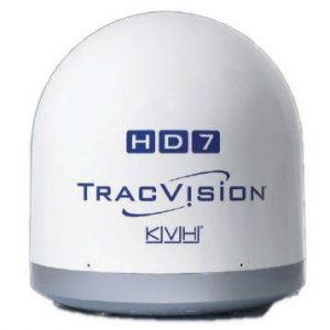 KVH Empty Dome and Baseplate for TracVision HD7 Satellite Television System|01-0290-02SL – SHIPPING CHARGES APPLY
