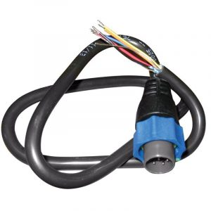 LOWRANCE Transducer Adapter for HDS/NSE/Broadband Sounder Module|000-10046-001
