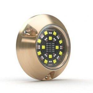 LUMISHORE SMX93 10.5 to 31 VDC 11475 Lumens 5100 Fixture Lumens SMX93 EOS and RGBW Surface Mount Underwater LED Light|60-0315