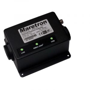 MARETRON 9 to 32 VDC Internet Protocol Gateway|IPG100-01