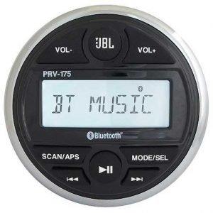 PROSPEC JBL Marine Digital Media Receiver with Built-In Bluetooth, AM/FM/USB/WB/RBDS|JBL/PRV175