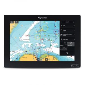 Raymarine AXIOM+ 12, Multi-function 12″ Display with North America Navionics+ Chart | E70638-00-NAG