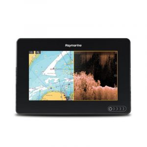 Raymarine AXIOM+ 7, Multi-function 7″ Display with LightHouse North America Chart *Available Fall 2020 | E70634-00-102
