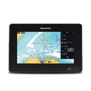 Raymarine AXIOM+ 7, Multi-function 7″ Display with North America Navionics+ Chart | E70634-00-NAG