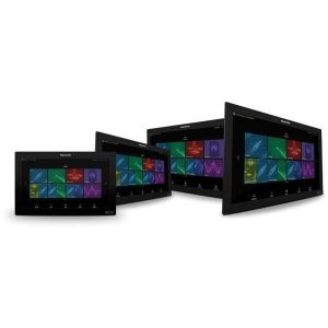 RAYMARINE Axiom XL 16 15.6 in IPS Glass Bridge Multi-Function Display Kit without Charts|T70427