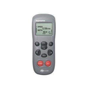 RAYMARINE Wireless Smart Remote Controller with Base Station for SeaTalk, S1, SPX and ACU Autopilots|E15023