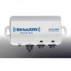 RAYMARINE SR200 InfoLink SiriusXM Receiver for Axiom, Axiom Pro, Axiom XL MFD\'s|E70499
