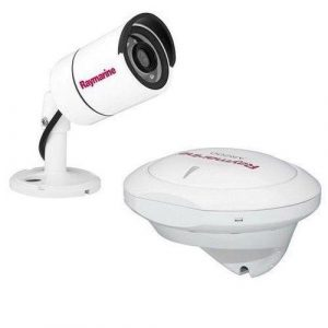 RAYMARINE Augmented Reality Pack with CAM210 Bullet CCTV Day/Night Video Camera|T70452
