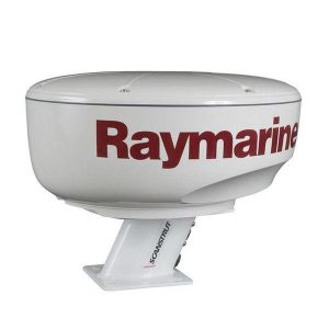 SCANSTRUT 11.02 x 11.42 x 6 in Aluminum PowerTower for 2 kW/4 kW Raymarine, Garmin and Navico BR24/3G/4G Radomes, Open Array And Small Satcom/TV Antenna APT-150-01
