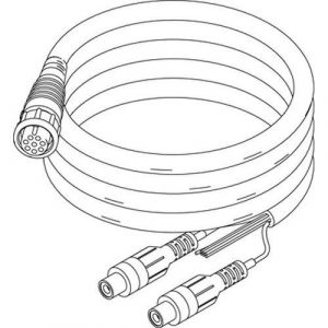 SIMRAD NSE/NSS Video/Data Cable, 6.5 ft|000-00129-001